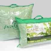 Бамбуковая подушка в сумке 50*70 см, 70*70 см