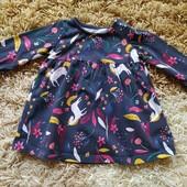 Плаття для дівчинки з единорожками!!!