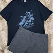 Мужская пижама, комплект для дома немецкой торговой марки Owim Gmbh & сo р. xl 56-58, батал