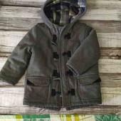 Пальто з натуральної тканини