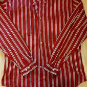 полосатая рубашка Томми Хилфигер