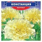 """Бархатцы """" Констанция"""" Махровые огромные цветы!!! Высокорослые. Роскошны в срезке!!! 2025"""