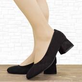 """Замшевые туфли """"4uR"""" 2 цвета"""