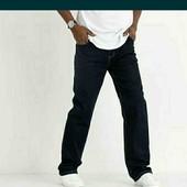 джинсы батальные