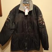 Розпродажа !!! Нова демі чоловіча куртка , 42 р.