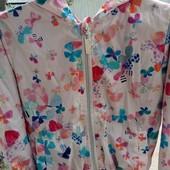 Курточка, вітровочка, р 110