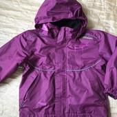 Яскрава курточка вітровка на дівчинку 3-4 роки від Stormberg