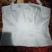 Корсет - блуза с подкладкой Next