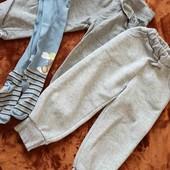 2 штанишек и колготки