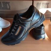 Шкіряні кросівки 40,41,42,43,45 р / шт / повноміри.