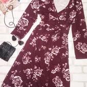 Обалденное миди платье на запах