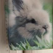 """Сумочка с 3D рисунком """"Кролик"""", 16*16 см"""