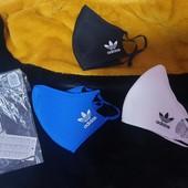 Маски Adidas Оригінал M/L рри .3 шт