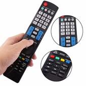 Универсальный пульт для телевизора с поддержкой 3D и smart.