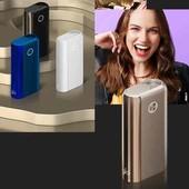 Новинка!!! Glo Hyper Plus. цвет синий.