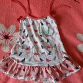 новое платье на малышку