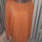 Оранжевий світшот(Пог -61)