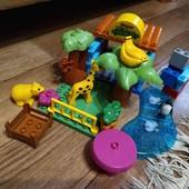 Лего идеально подходит к Лего duplo