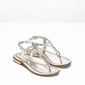 Стильные, красивые, качественные, удобные сандалии. новые рр 36 (22,9 см)