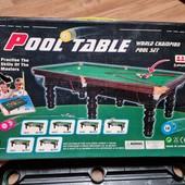 Мини-бильярд настольная игра Pool table