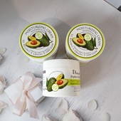 Увлажняющий крем для чувствительной кожи с авокадо