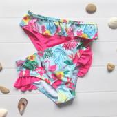 Комплект плавок для девочки Primark примерно 1,5-3 года
