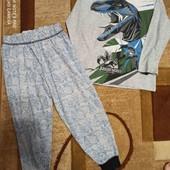Пижама Next на 6 лет, р.116 см в идеале