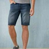 livergy.стильные катоновые шорты размер  52замеры