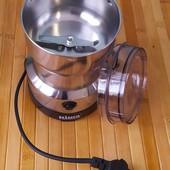 Кофемолка электрическая Nima - 8300   Измельчитель кофейных зерен   Кавомолка електрична