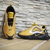 Жёлтые кроссы Nike air 720 фабричные Вьетнам!