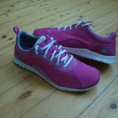 Кроссовки Clarks Pink 41-42 размер