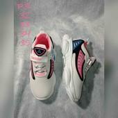 Акция! Белые кросовки для девочки