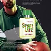 Туалетна вода для чоловіків Sportlife Football