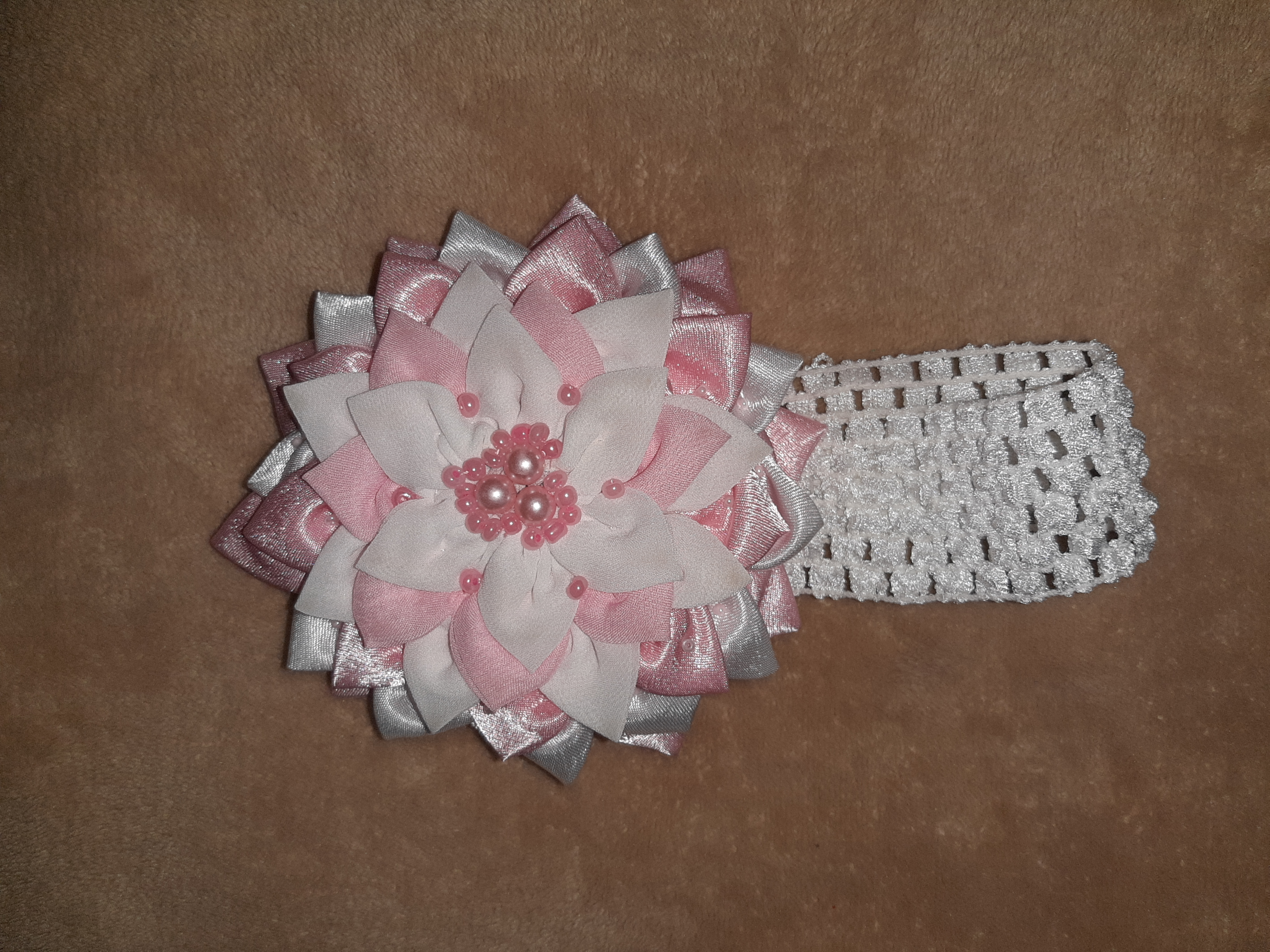 Шикарная повязка на вашу принцессу!