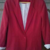 Стильный летний женский пиджак