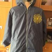 куртка, ветровка, р. 152 см, Keep fun. состояние отличное