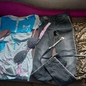Пакет женской одежды, размер S. Для дома, дачи, двора!