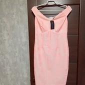 Фирменное новое красивое платье р.12