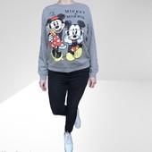 Стильный свитшот Disney,оригинал! внутри начес,Просто бомба!на выбор-такой нигде не купите)!