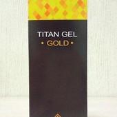 Titan Gel Gold (Титан Гель Голд)- гель для потенции