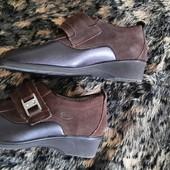 Schol! Новые такие от 2000 грн.Натуральные! Мягкие удобные как тапочки туфли на низком ходу, 24 см