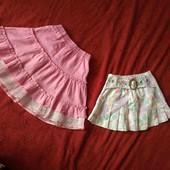 Две юбки лотом.Турция.104р(собирайте мои лоты)