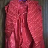 юбка с жилеткой в новом состоянии