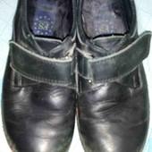 Хорошие кожаные туфельки 29р.