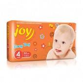Підгузки Joy Every Day розмір 4 (7-14 кг), 50 шт