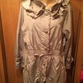 Куртка, ветровка, плащик, размер XL, Soon