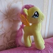 Мy little pony большая пони Флатэршайн,18см, фирма ty