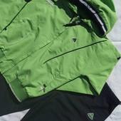 Брендовый спортивный костюм на подкладке (состояние новое)