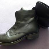 Ботинки кожа натур ТМ wiretap р 36 стелька 23 см