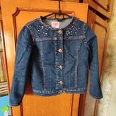 Джинсовая курточка gee jay